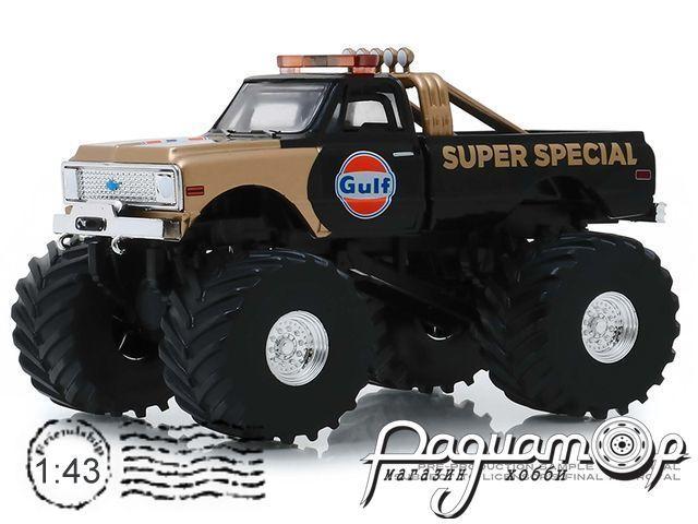 Chevrolet K-10 Monster Truck Bigfoot