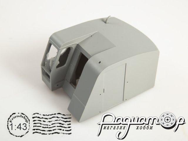 Сборная модель Экскаватор Э-255 8008AVD