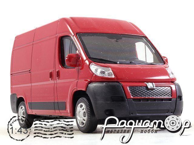 Peugeot Boxer (2006) 190924