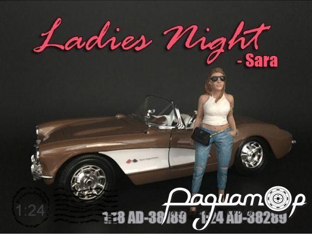 Фигурка Ladies Night Sara AD38289