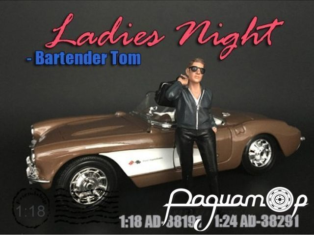 Фигурка Ladies Night Tom AD38191