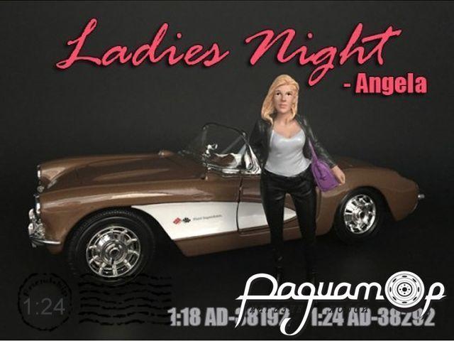 Фигурка Ladies Night Angela AD38292