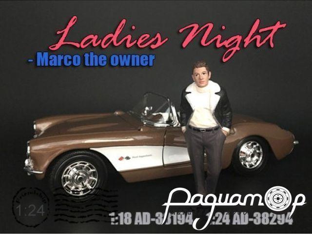 Фигурка Ladies Night Marco AD38294