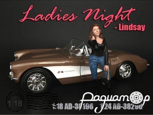 Фигурка Ladies Night Lindsay AD38196