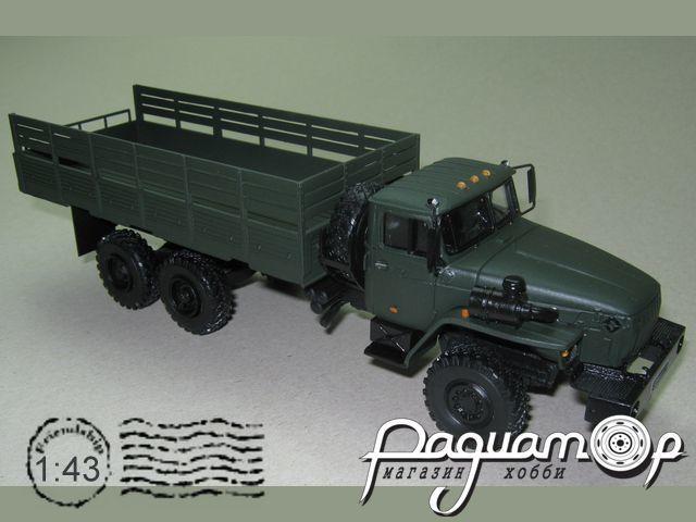 УРАЛ-4420-1911 бортовой (1985) 190941