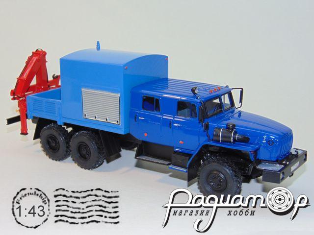 УРАЛ-4420-1911 АСА (1985) 190944