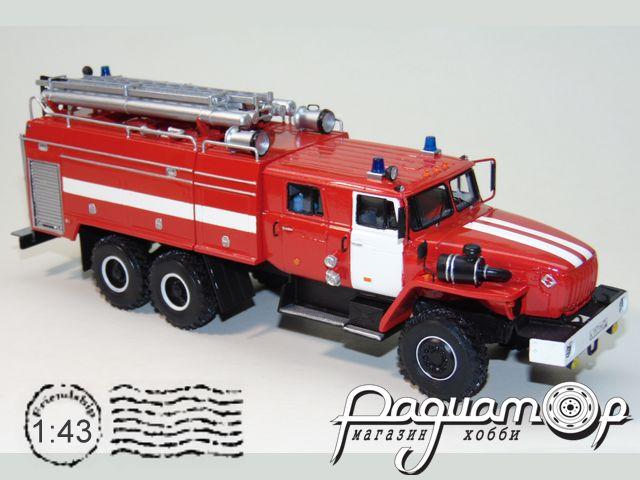 УРАЛ-4420-1911 АНР 60-2000 Варгаши (1985) 190945