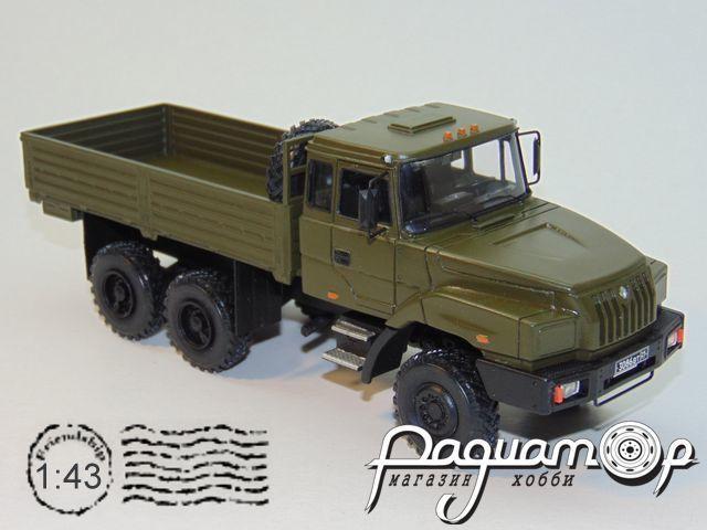 УРАЛ-4320-44 бортовой (2000) 190947