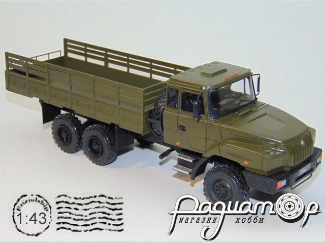 УРАЛ-4320-1951-44 бортовой (2000) 190948