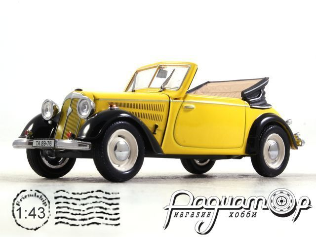 IFA F8 Cabrio (1953) 7130115