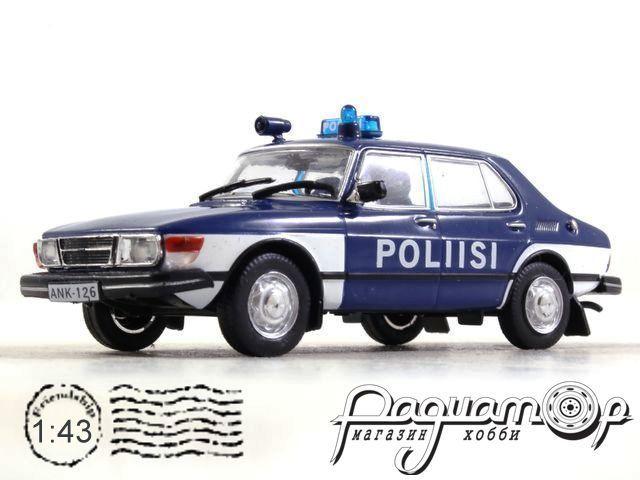Saab 99 Police (1977) 7598014