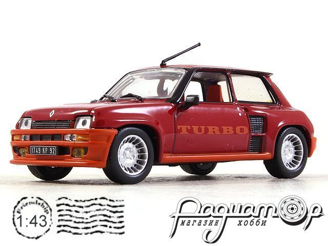 Renault 5 Turbo (1982) 191012 (TI)