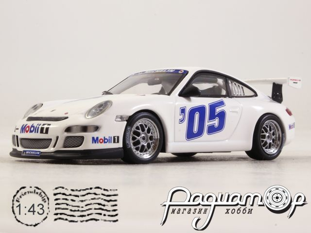 Porsche 911 GT3 Cup, Presentation (2005) 400056400 (TI)