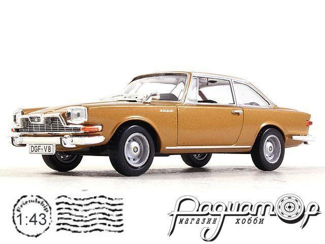 Glas V8 2600 (1967) 820526 (TI)