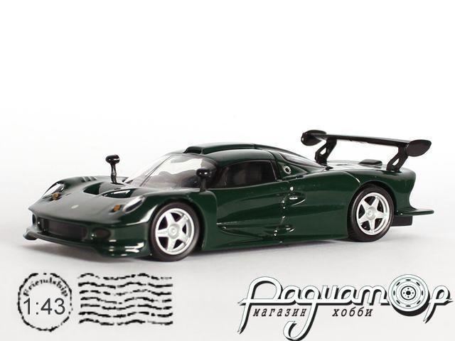 Суперкары №40, Lotus Elise GT1 (1996)