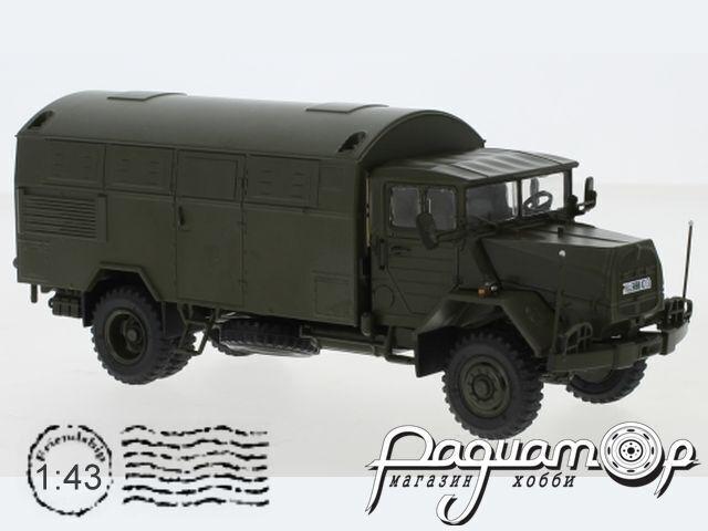 MAN 630 бортовой с тентом (1958) PCL47115