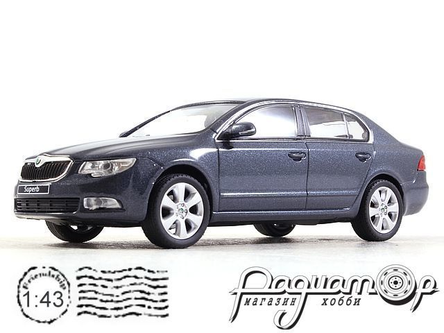 Skoda Superb II (2008) 143AB-010CF