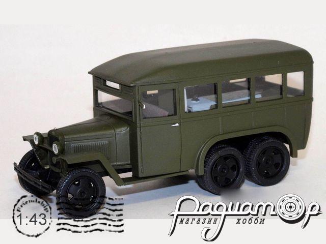 Транскит Штабной автобус ГАЗ-05-193 VM134