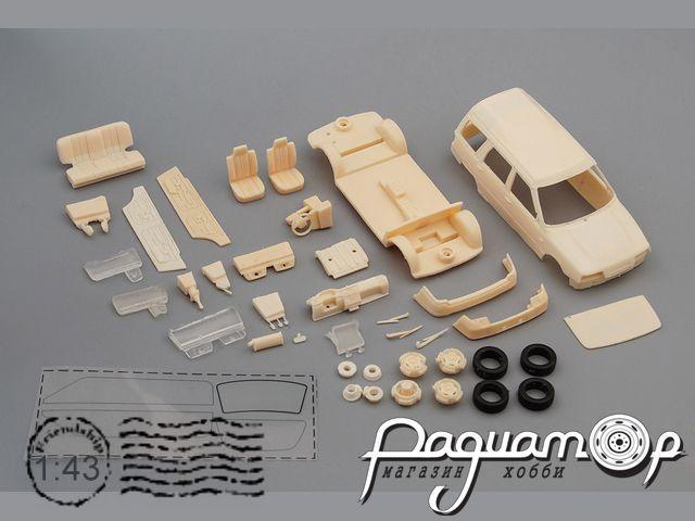 Сборная модель Иж-21261