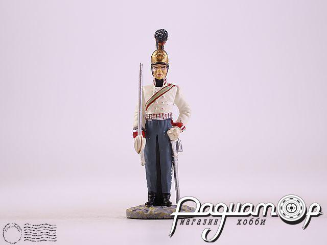 Офицер кавалергардского полка (1804-1808) (I) 0988