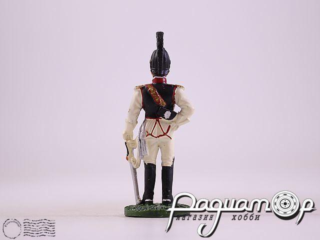 Обер-офицер лейб-гвардии конного полка (1812) (I)