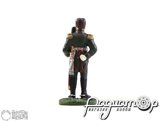Штаб-офицер лейб-гвардии Егерского полка (1812-1814) (I)