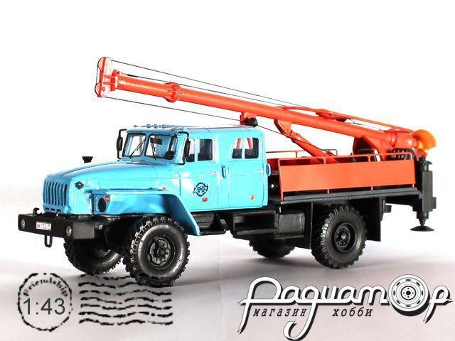Урал БКМ-515 (1995) K515-1
