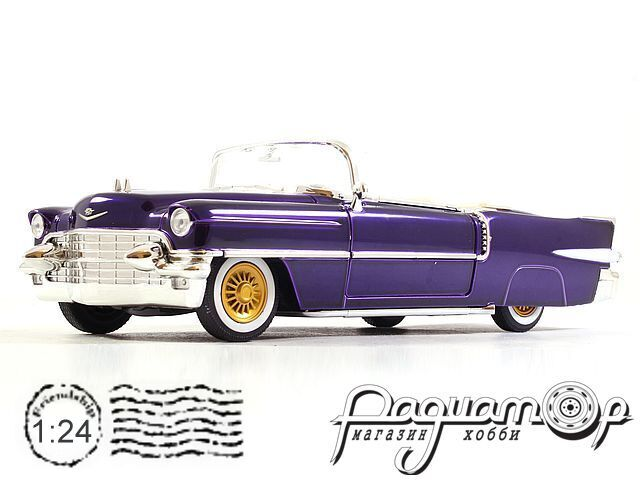 Cadillac Eldorado с фигуркой Elvis Presley (1956) 30985