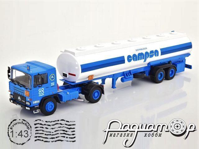 Pegaso 1231T Campsa Tanker Trailer (1983) PER003