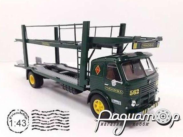 Pegaso 1060 L Car Transporter Tradisa (1962) PER005