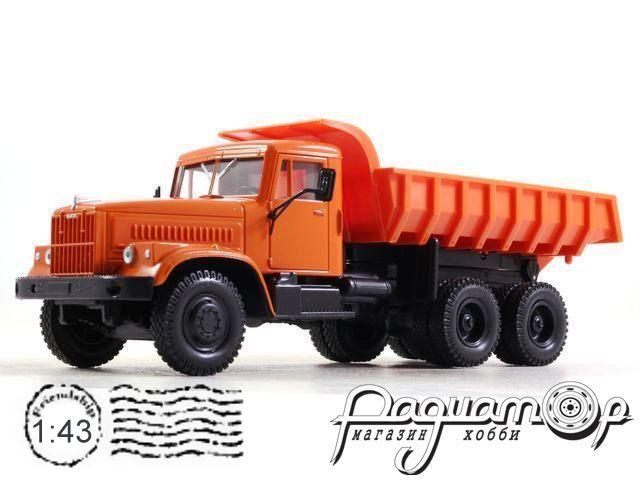 КрАЗ-256Б самосвал (1969) 49400