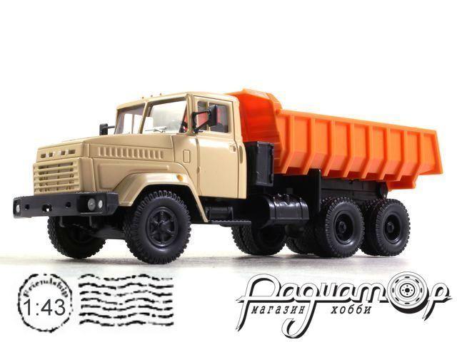 КрАЗ-6510 самосвал (1985) 49401