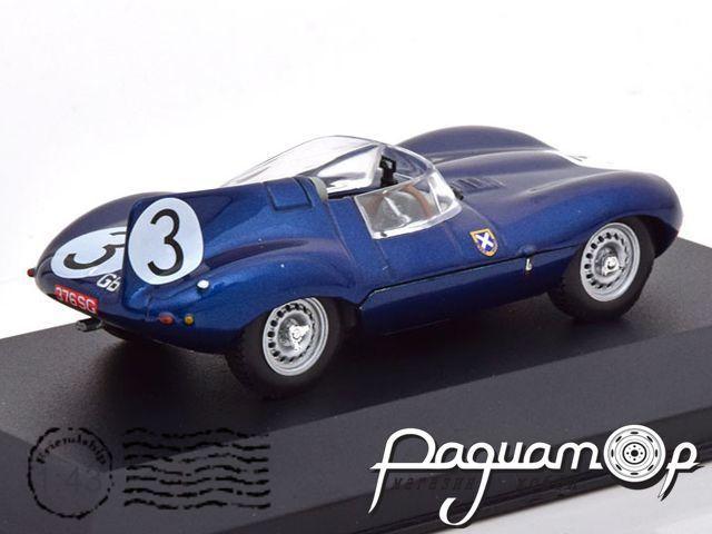Jaguar D-Type Sieger Le Mans (1957) 4641104