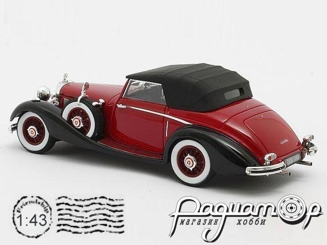 Mercedes-Benz 540K Roadster Lancefield №169317 (1938) MX51302-182