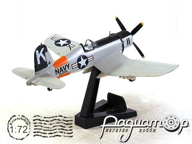 Chance Vought F4U Corsair USN Kansas (1956) 37240