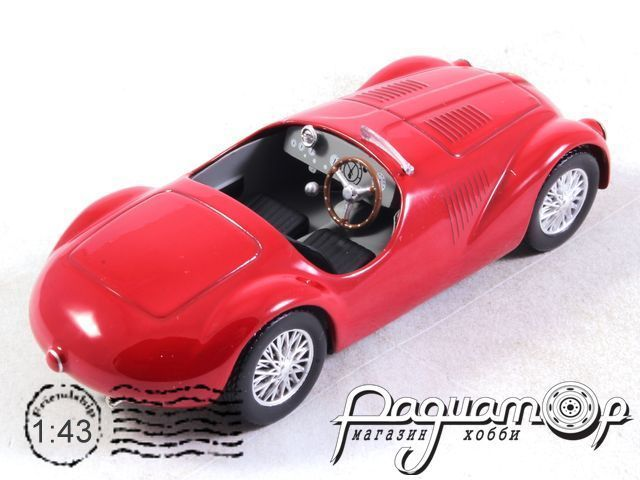 Коллекция Феррари №23 Ferrari 125S (1947)