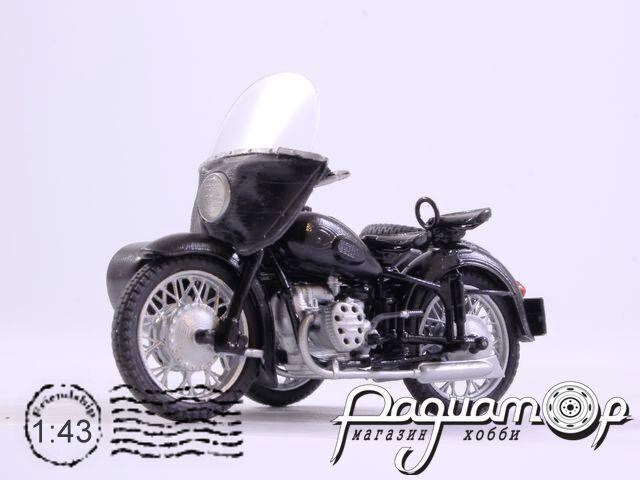 К-750 «Днепр» с коляской (1958) K750-6
