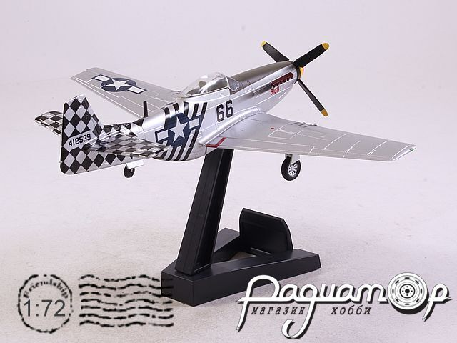 North American P-51D Mustang, USAAF 1st ACG 6th ACA India (1945) 37295