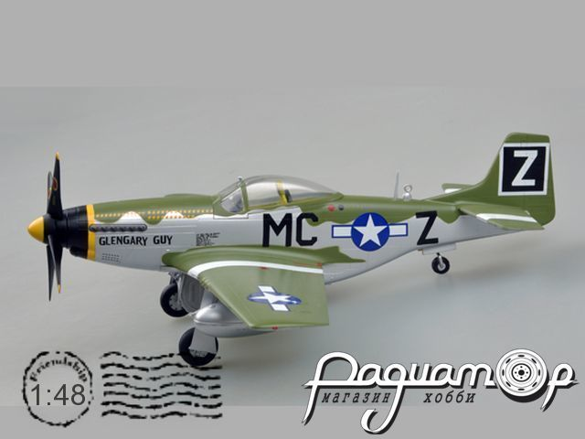 North American P-51D Mustang, 79FS (1942) 39302