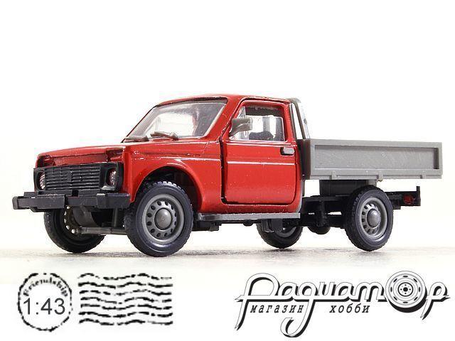 ВАЗ-2302 ФВК «Бизон» (1993) 191028 (TI)