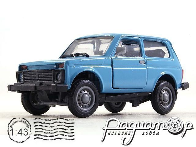 ВАЗ-21213 «Нива» (1994) 191029 (TI)