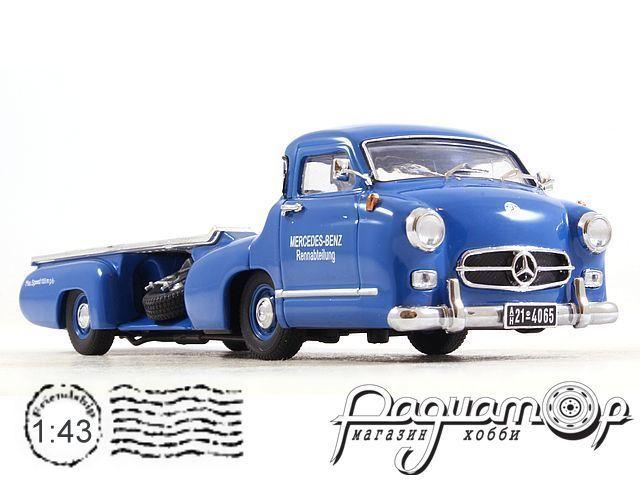 Mercedes-Benz Rennwagen-Schnelltransporter (1955) 1225 (TI)