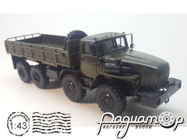 УРАЛ-6614 бортовой (1980) 191032