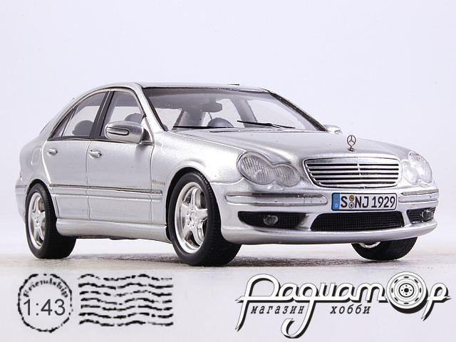 Mercedes-Benz C32 AMG (W203) (2000) B66040564 (TI)