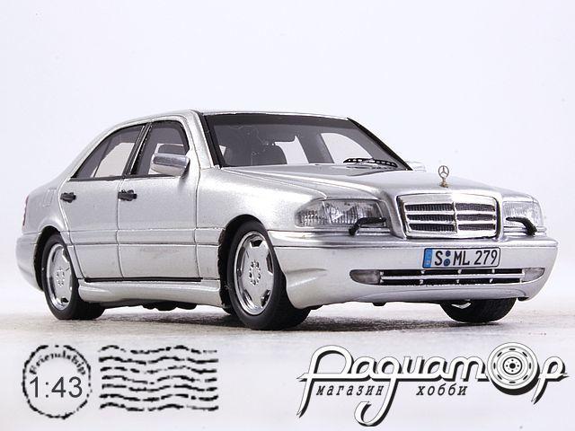 Mercedes-Benz C42 AMG (W202) (1998) B66040563 (TI)