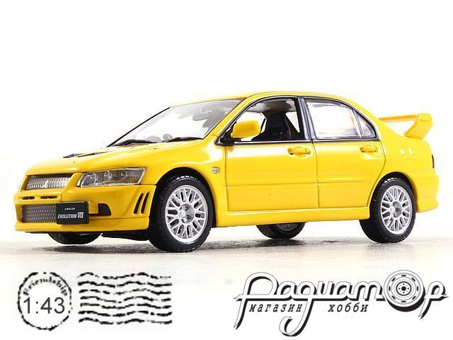 Mitsubishi Lancer Evolution VII (2001) 57161 (TI)