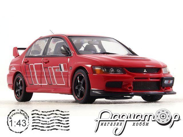 Mitsubishi Lancer Evolution IX (2005) 57191 (TI)