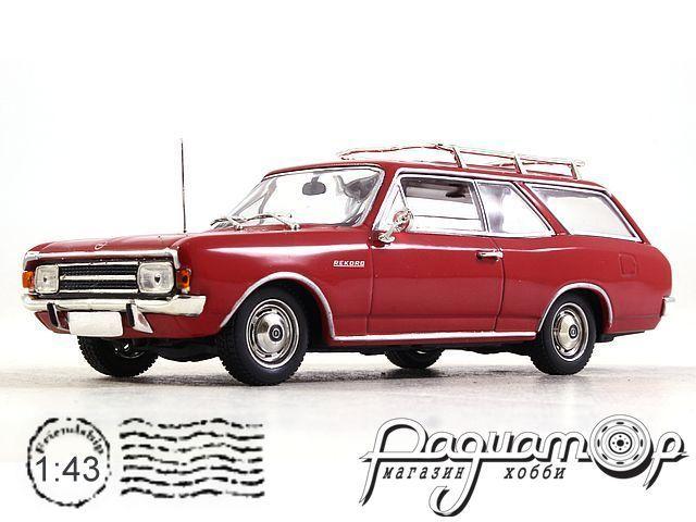 Opel Rekord C Caravan (1967) 400046115 (TI)