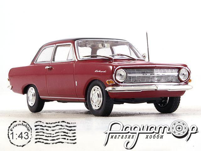 Opel Rekord A (1963) 400041004 (TI)