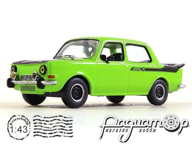 Simca 1000 Rallye 2 (1976) CLC149 (TI)